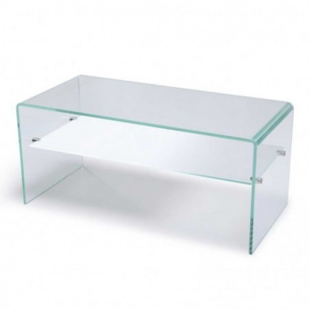 meuble tv radient verre