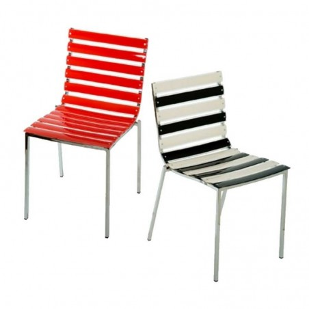 chaise scarlette plexy 1 couleur