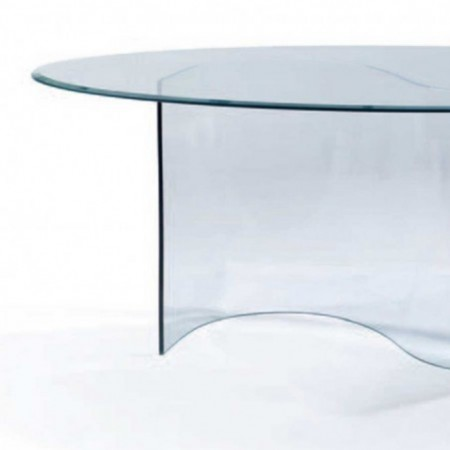 table repas spring verre trempé 1