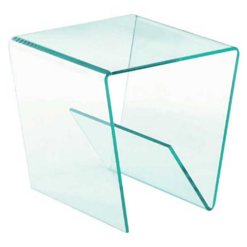 coin canapé aspen verre avec porte revue