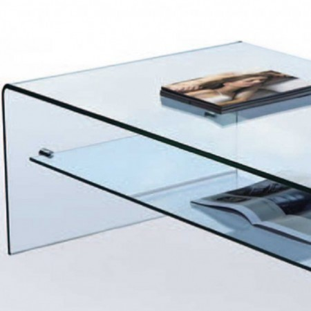 table basse eco en verre un plateau 1